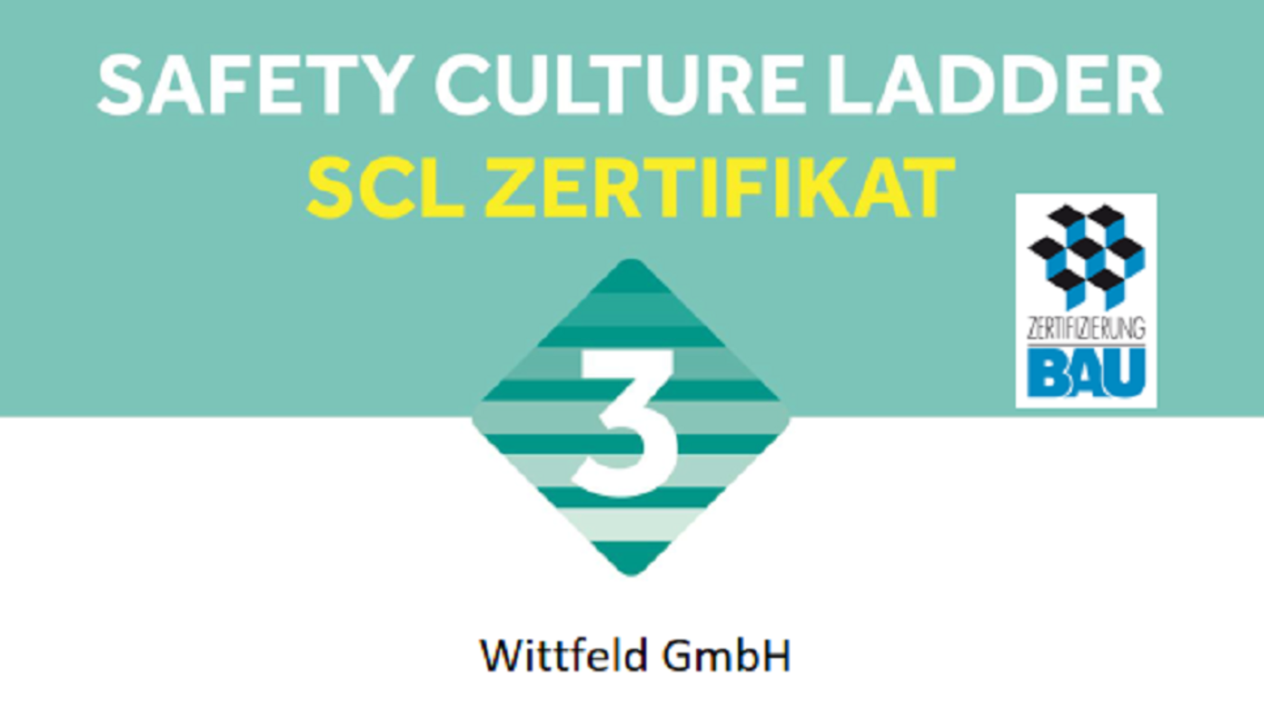 Safety Culture Ladder